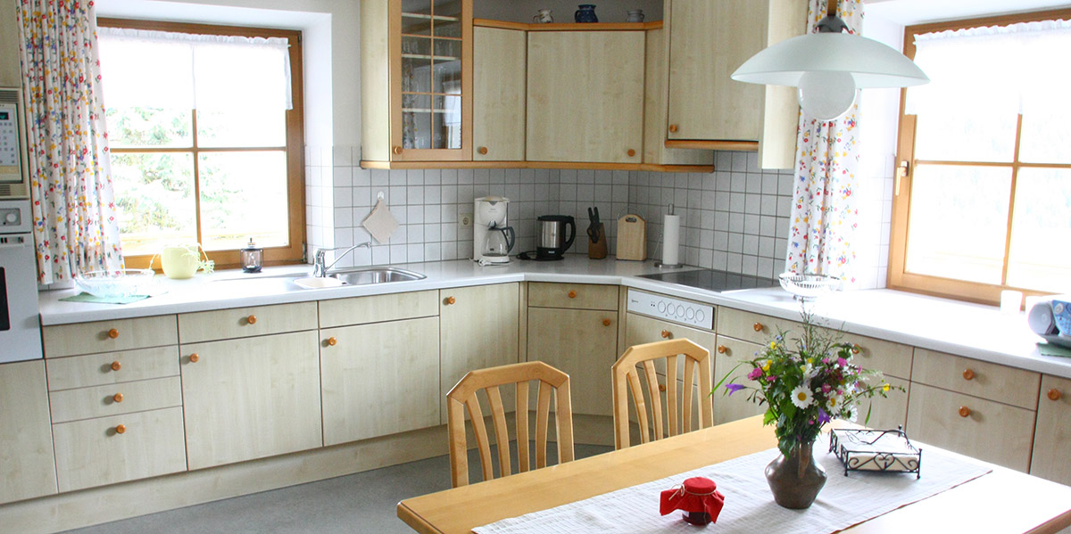 Kitchen Ronacherhof